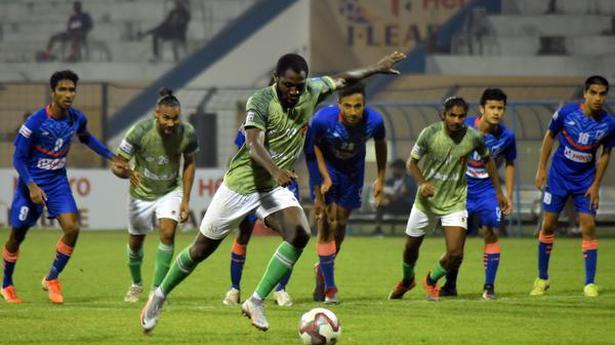 I-League   Gokulam blunts Indian Arrows