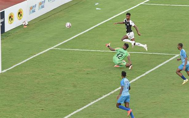 Durand Cup   Strong start by Mohammedan Sporting