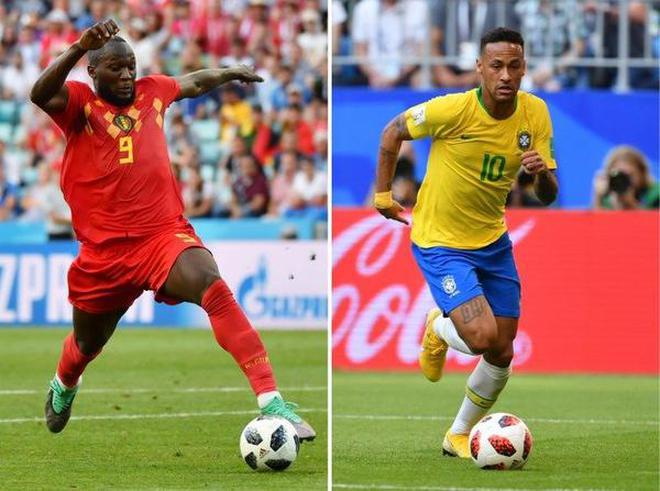 Image result for brazil football vs belgium