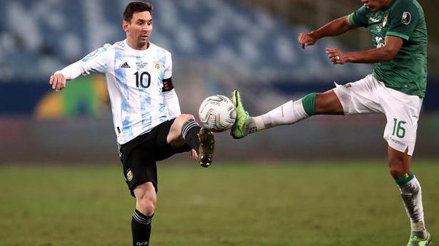 Copa America | Argentina seals top spot in group