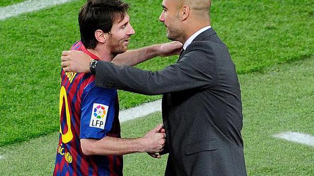 Champions League   Messi and Guardiola set to reunite