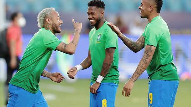 Copa America   Neymar, Sanchez back for knockouts