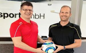 CCFC ties up with uhlsport