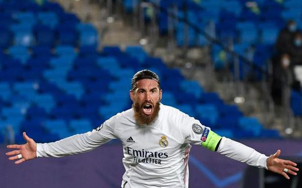 Ex-Madrid captain Sergio Ramos signs 2-year deal with PSG