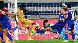 ISL | Borges' goal breaks BFC hearts