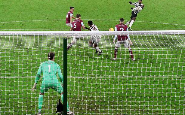 Manchester United perched on top after narrow win over Burnley