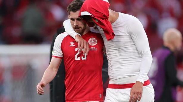 Finland snatch Euro win over Denmark after Eriksen collapse drama