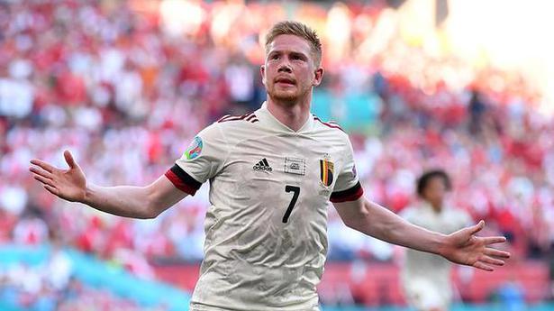 Belgium breaks Danish hearts
