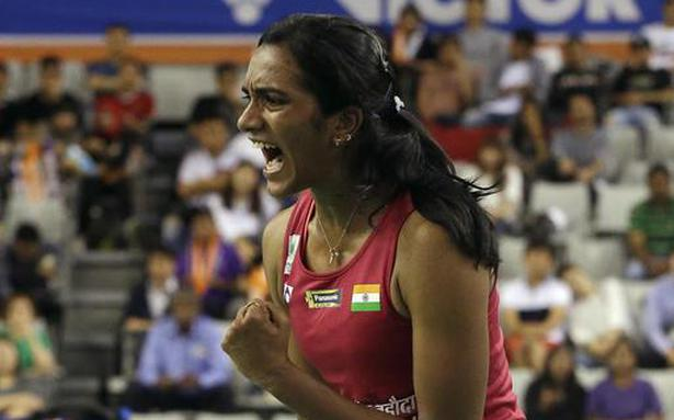 'I wanted to be patient and control the pace,' says Sindhu