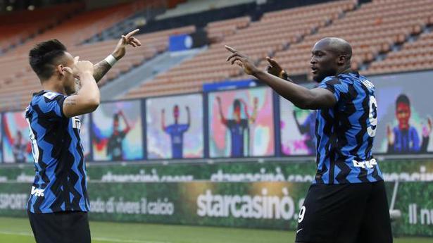 Euro Leagues | Lukaku powers Inter closer to title