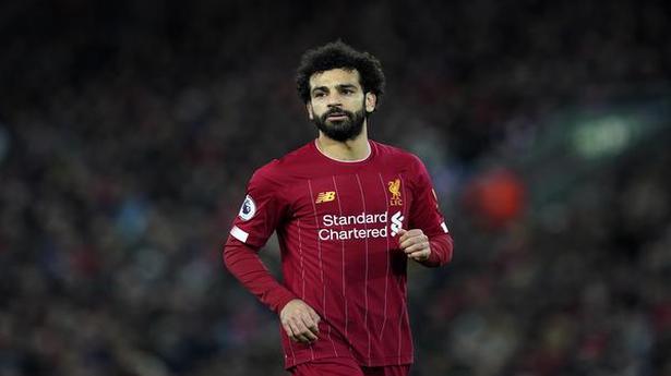 Liverpool's Mo Salah tests positive for coronavirus, says Egyptian FA