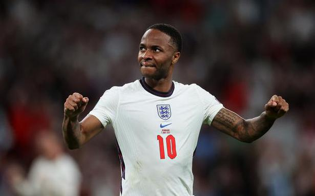 Euro 2020   From 'hated one' to Euro star, Sterling is England's inspiration