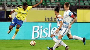 ISL 2019 | Messi's brace saves Kerala Blasters' blushes