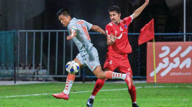Sunil Chhetri credits youngsters for triumph at SAFF Championship