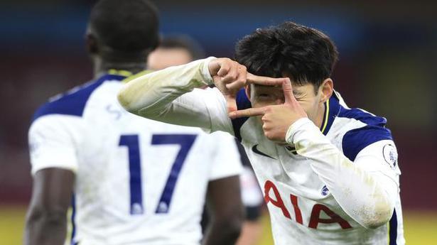 Premier League   Son strikes again as Spurs beat Burnley to move fifth