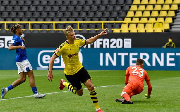 German Super Cup   Bayern next up for in-form Haaland