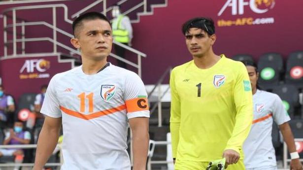 No comparison with Messi, says Chhetri