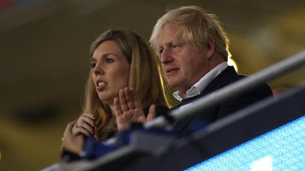 Boris Johnson slams racial abuse against England's Euro 2020 team