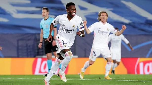 Champions League | Madrid beats Liverpool 3-1 in 1st leg of quarterfinals