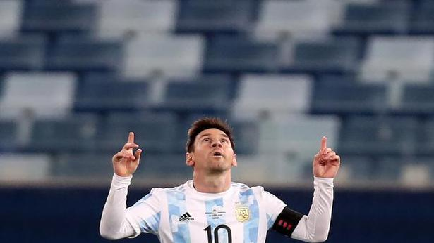 Messi breaks Mascherano's record for most Argentina caps