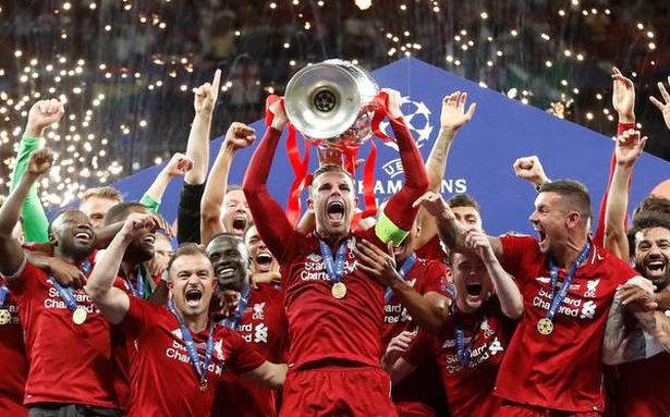 Champion League 2019 Liverpool Beats Tottenham To Win 6th European Cup The Hindu