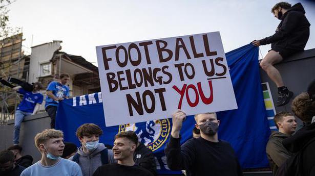 Super League collapses as Premier League clubs pull out