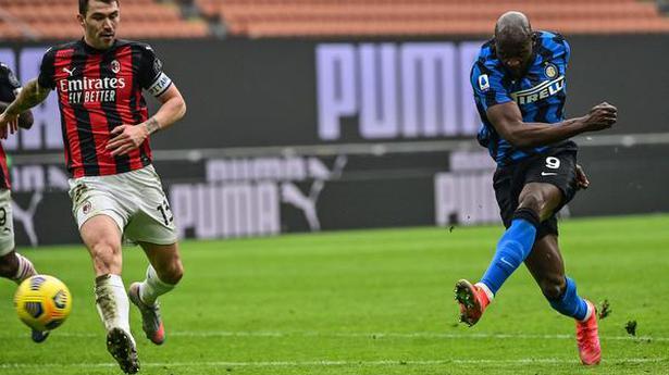 Inter shades Milan derby with Lautaro brace