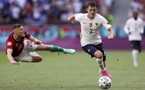 Antoine Griezmann saves France from big upset at Euro 2020