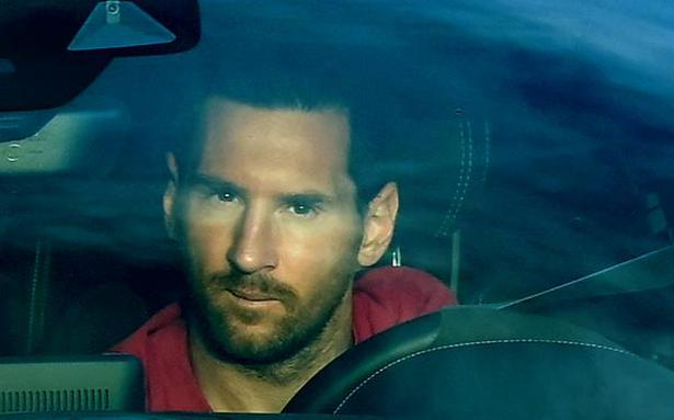 UEFA Champions League   Messi up against a likely Ronaldo-less Juventus