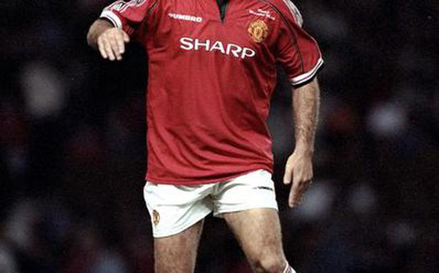Cantona in EPL Hall of Fame