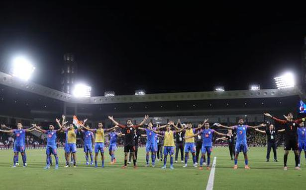 Daunting task ahead for India in WC qualifying round football match against mighty Qatar