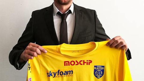 Vukomanovic takes charge of Blasters