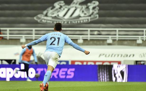 Torres scores a hat-trick as record-breaking Manchester City beats Newcastle