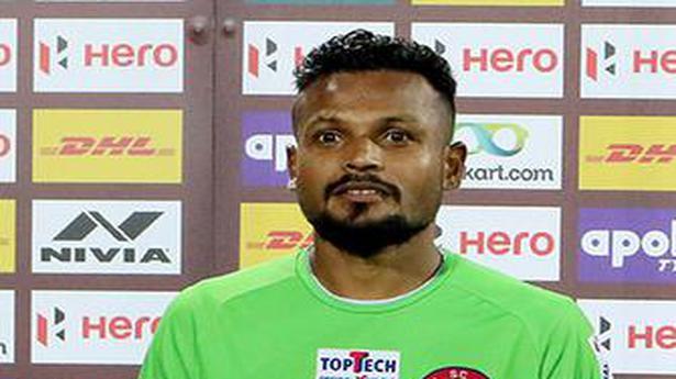 Chennaiyin FC signs custodian Debjit
