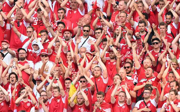 Delta variant reported during Euro 2020: Danish officials