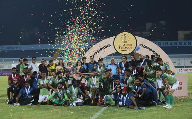 I-League | Rampant Gokulam Kerala claims title