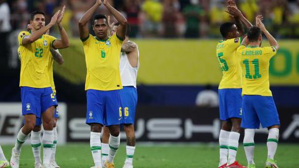 World Cup qualifiers | Brazil beats Uruguay, Argentina over Peru