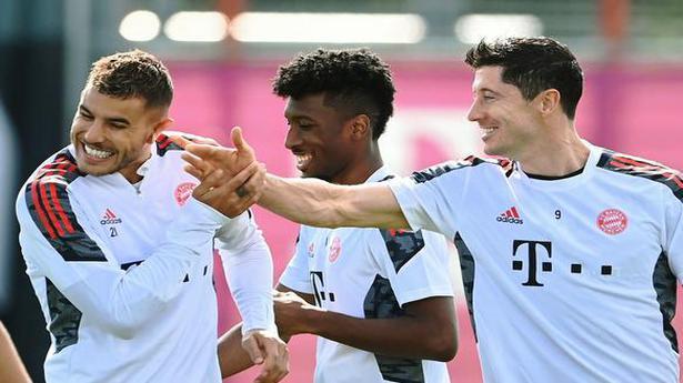 A Messi-less Barca faces Bayern