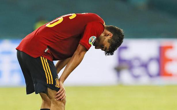 Euro 2020   Spain held to goalless draw by Sweden in Seville