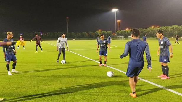 """Qatar is past"", India shift focus to Bangladesh match"