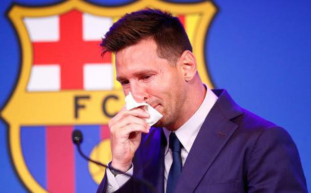 Explained   Why Messi cannot continue at Barcelona