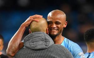 Euro Leagues: Manchester City one win away from title