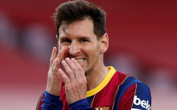 Lionel Messi given early holidays, might have played final Barca game