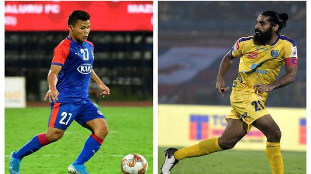 Jhingan named AIFF men's Footballer of Year, Suresh wins Emerging Player award