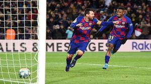 La Liga   Messi gives Setien a winning start