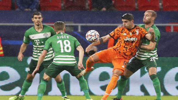 Morata scores another brace as Juventus wins in Ronaldo's return