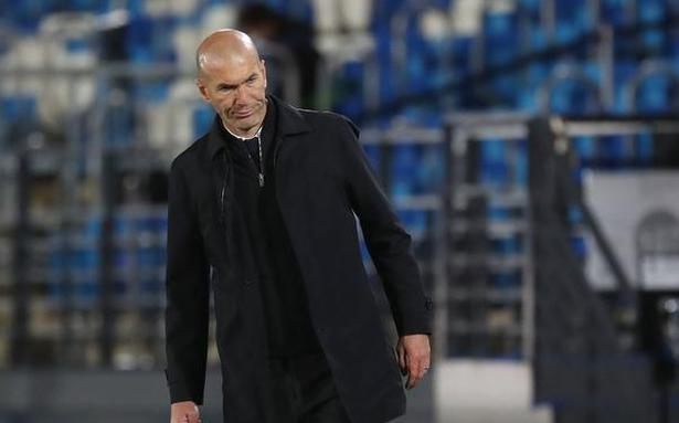 Zidane tight-lipped over Real Madrid future