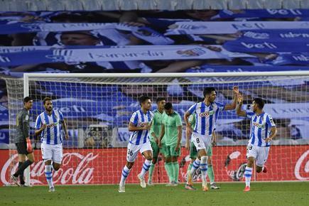 Madrid Beats Sociedad To Return To Top Of La Liga The Hindu