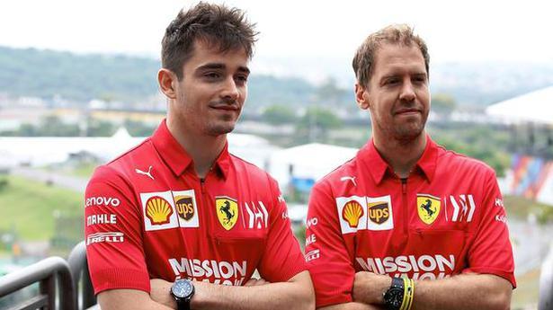 No favouritism to Leclerc: Binotto
