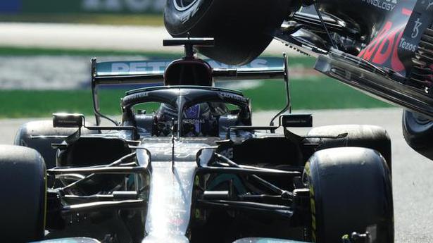Red Bull blames Verstappen's incident on FIA directive